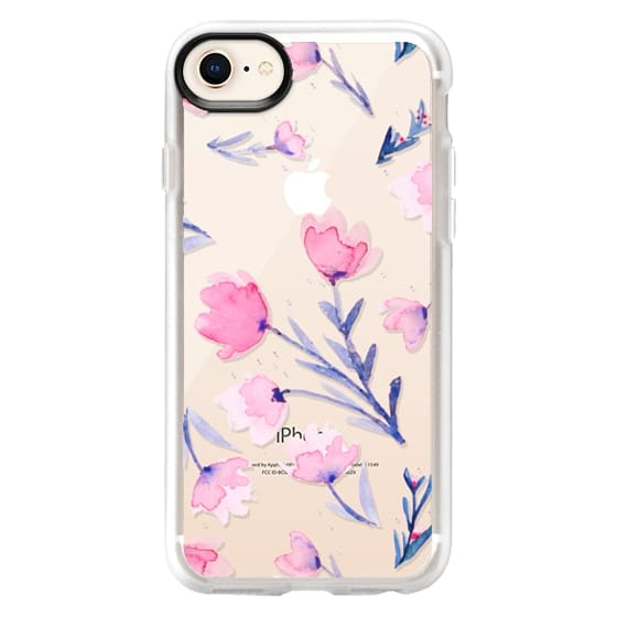 iPhone 8 Cases - Soft floral