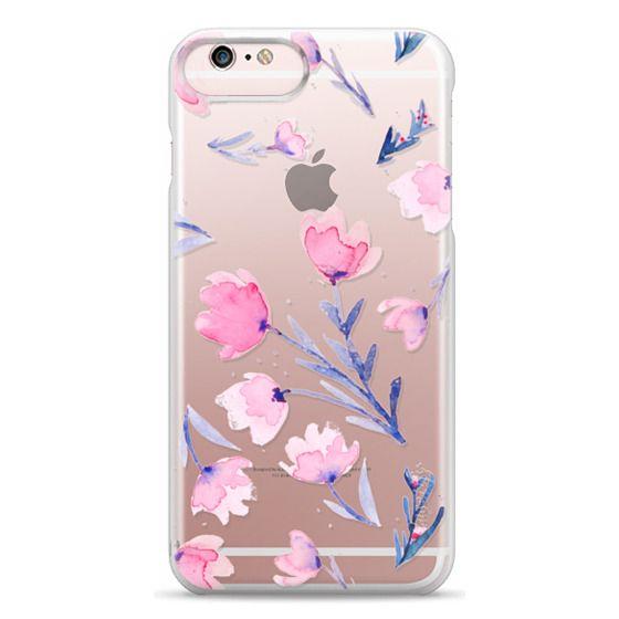 iPhone 6s Plus Cases - Soft floral