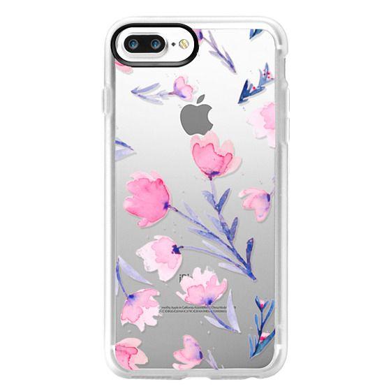 iPhone 7 Plus Cases - Soft floral