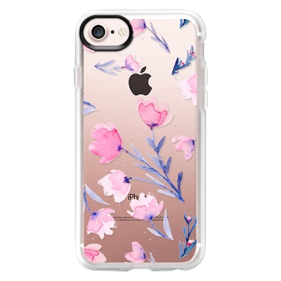 iPhone 7 Cases - Soft floral