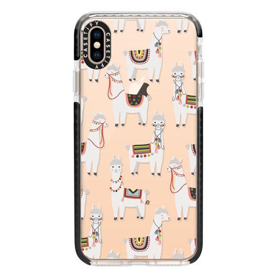 iPhone XS Max Cases - Llama Llama