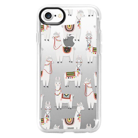 iPhone 4 Cases - Llama Llama