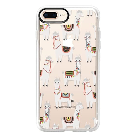 iPhone 8 Plus Cases - Llama Llama