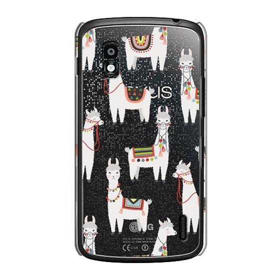 Nexus 4 Cases - Llama Llama