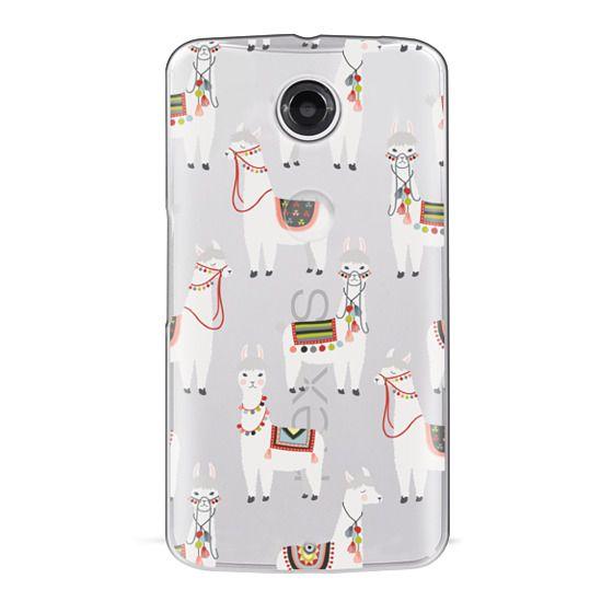 Nexus 6 Cases - Llama Llama