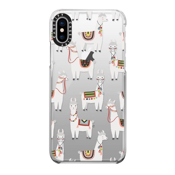 iPhone X Cases - Llama Llama