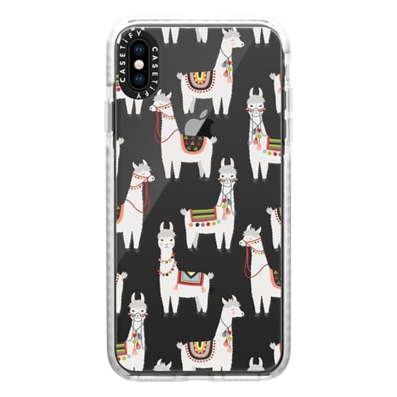 iPhone XS Max Cases - Llama Llama