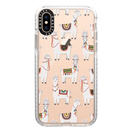 iPhone XS Cases - Llama Llama