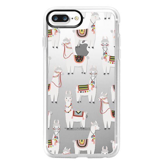 iPhone 7 Plus Cases - Llama Llama