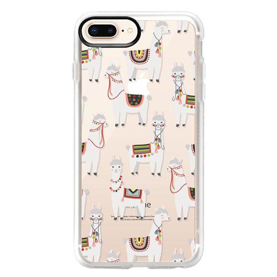 iPhone 8 Plus Cases - Llama Llama