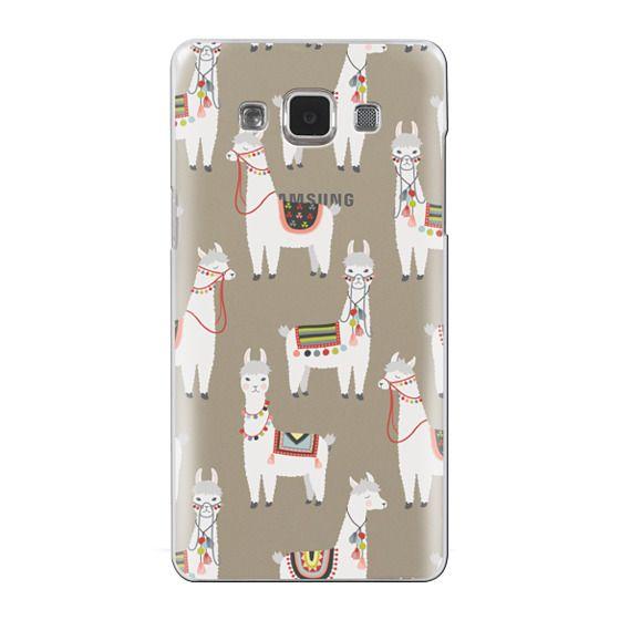 Samsung Galaxy A5 Cases - Llama Llama