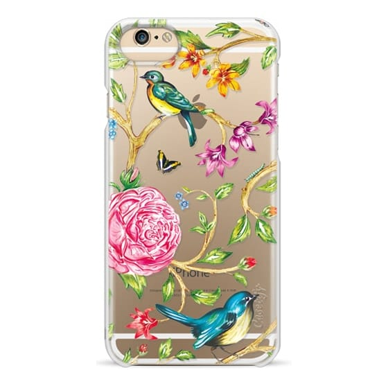iPhone 6 Cases - Pretty Birds by Miki Rose