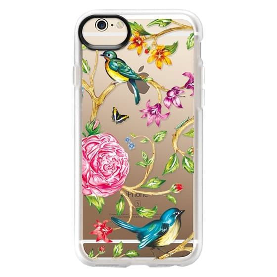 iPhone 6s Cases - Pretty Birds by Miki Rose