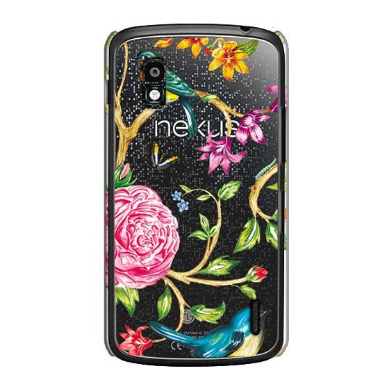 Nexus 4 Cases - Pretty Birds by Miki Rose