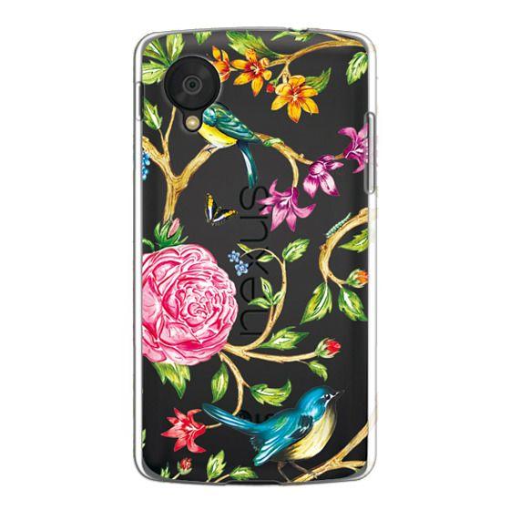 Nexus 5 Cases - Pretty Birds by Miki Rose