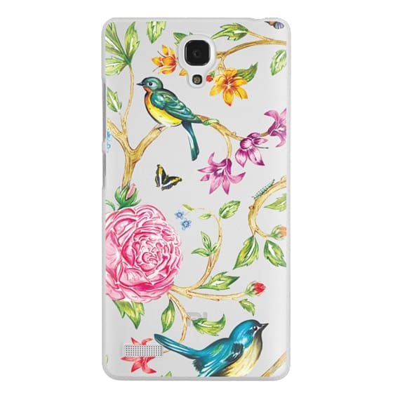 Redmi Note Cases - Pretty Birds by Miki Rose