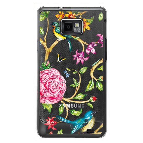 Samsung Galaxy S2 Cases - Pretty Birds by Miki Rose