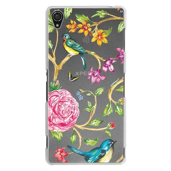 Sony Z3 Cases - Pretty Birds by Miki Rose