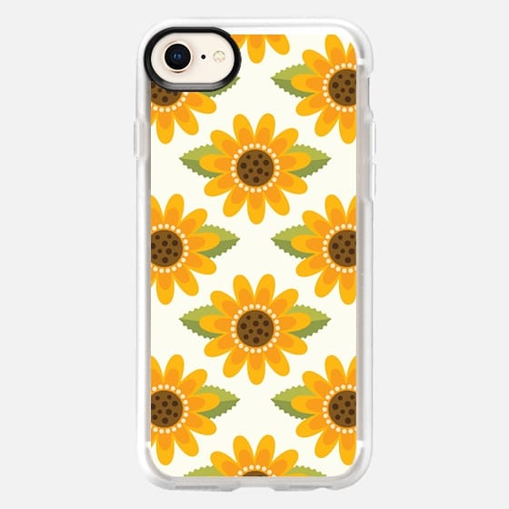 SUNFLOWERS - Snap Case