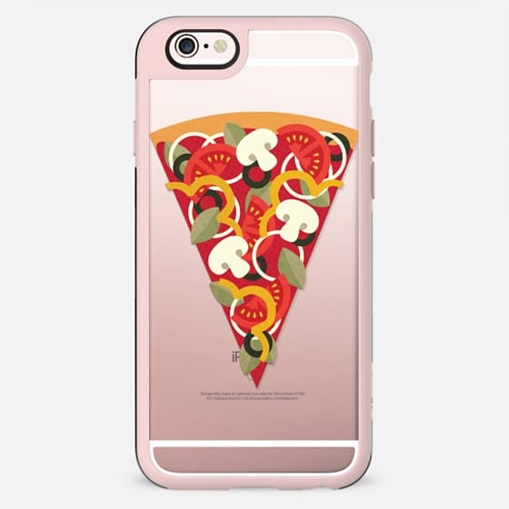 PIZZA POWER VEGETARIAN - New Standard Case
