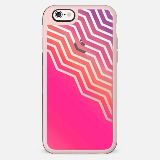 DRAMA QUEEN - PINK TRANSPARENT - New Standard Case