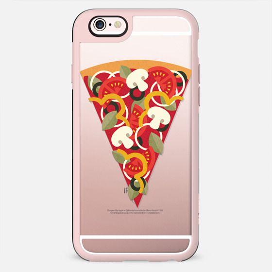 PIZZA POWER VEGETARIAN FAST FOOD VEGAN DAISY BEATRICE - New Standard Case