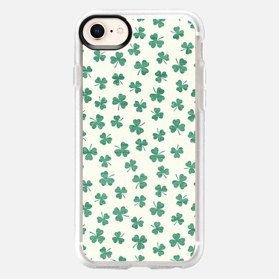 IRISH SHAMROCKS - Snap Case