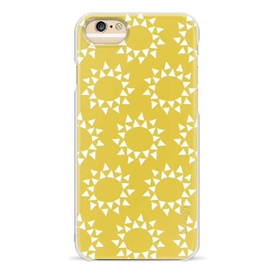 new styles 5673c 8955c Impact iPhone X Case - SUNNY ON MUSTARD YELLOW