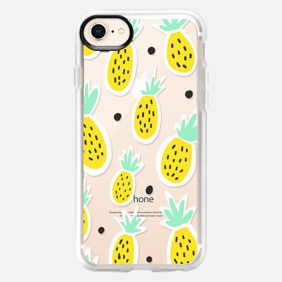 Pineapple Sunrise - Snap Case