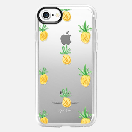 Pineapples by Simply Jessica Marie - Classic Grip Case