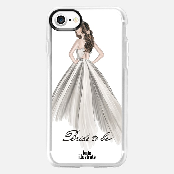 Bride To Be - Classic Grip Case