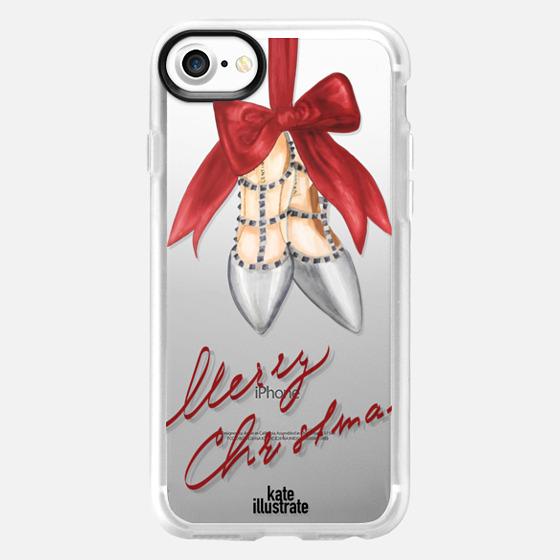 Merry Christmas - Classic Grip Case