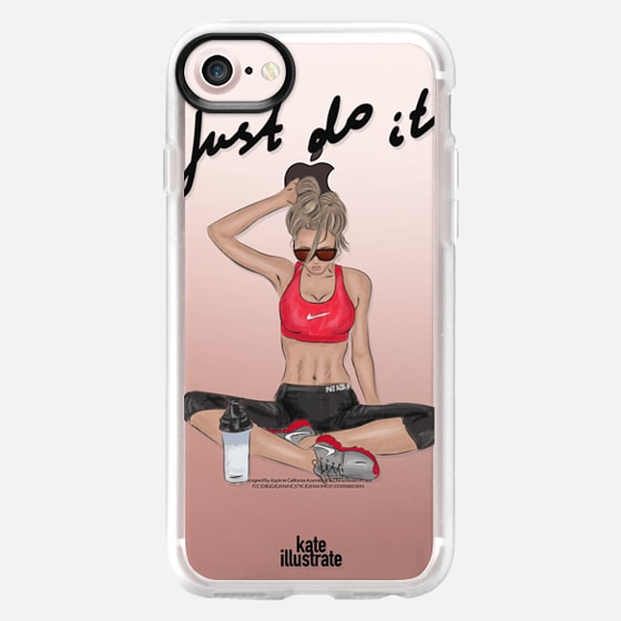 Just Do It - Classic Grip Case