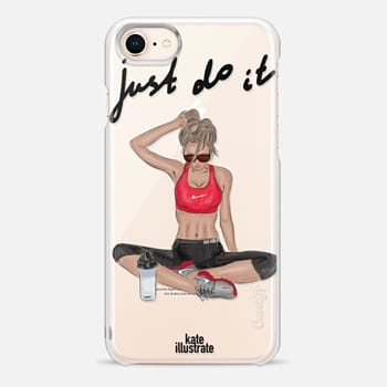 iPhone 8 Case Just Do It