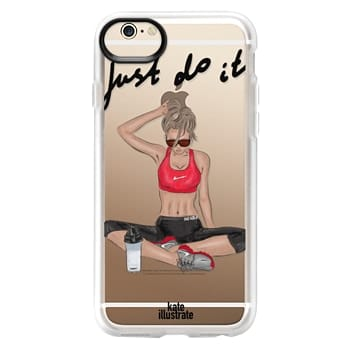 Grip iPhone 6 Case - Just Do It