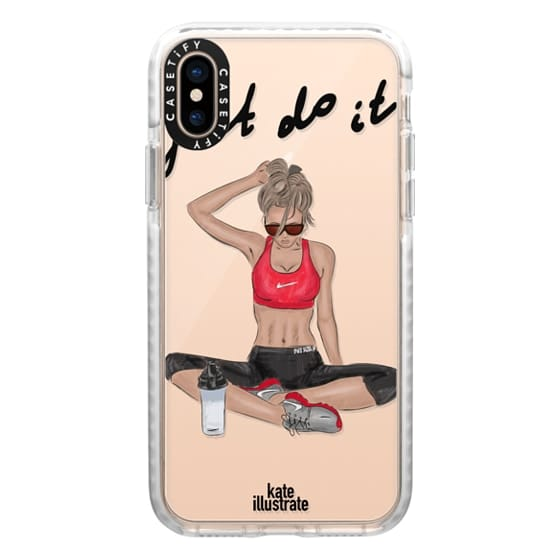 iPhone XS Cases - Just Do It