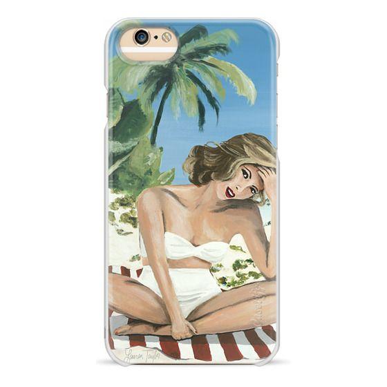 iPhone 6 Cases - The White Bikini