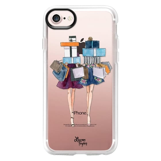 iPhone 7 Cases - Shop With Me (Semi-Transparent)
