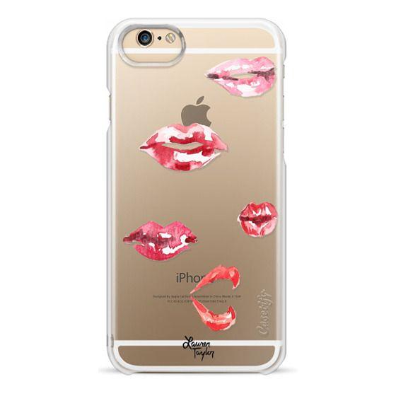 iPhone 6s Cases - Lips (Semi-Transparent)