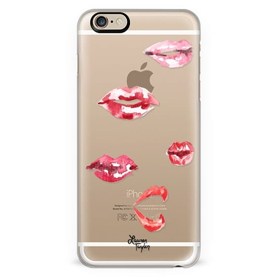 Lips (Semi-Transparent)