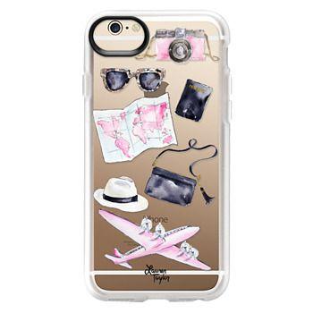 Grip iPhone 6 Case - Voyage (Semi-Transparent)