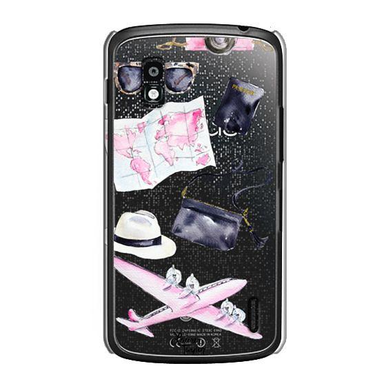 Nexus 4 Cases - Voyage (Semi-Transparent)