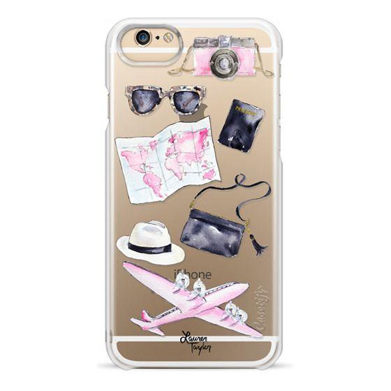 iPhone 6 Cases - Voyage (Semi-Transparent)