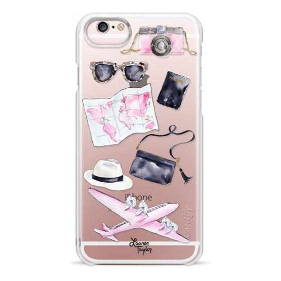 iPhone 6s Cases - Voyage (Semi-Transparent)
