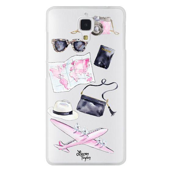Xiaomi 4 Cases - Voyage (Semi-Transparent)
