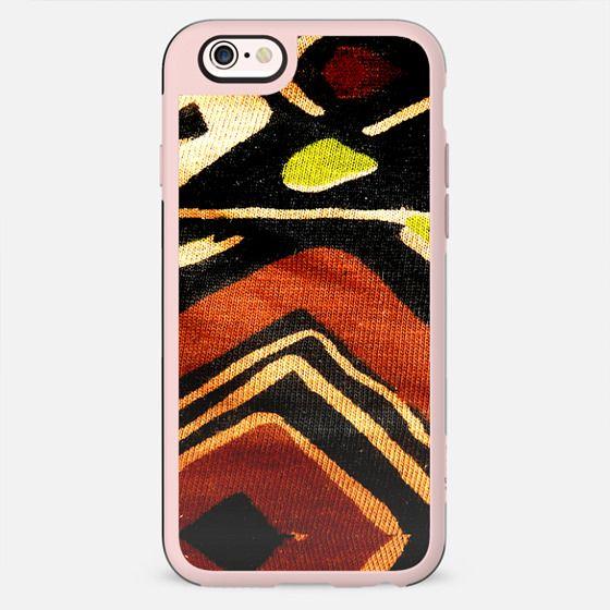 Africa Design Fabric Texture - New Standard Case
