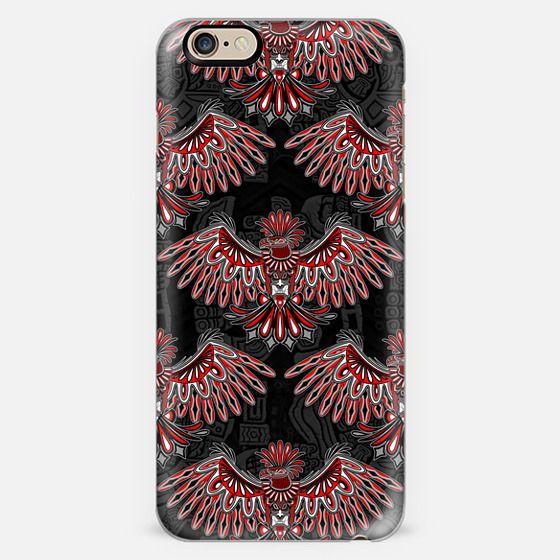 Eagle Tattoo Style Haida Art -