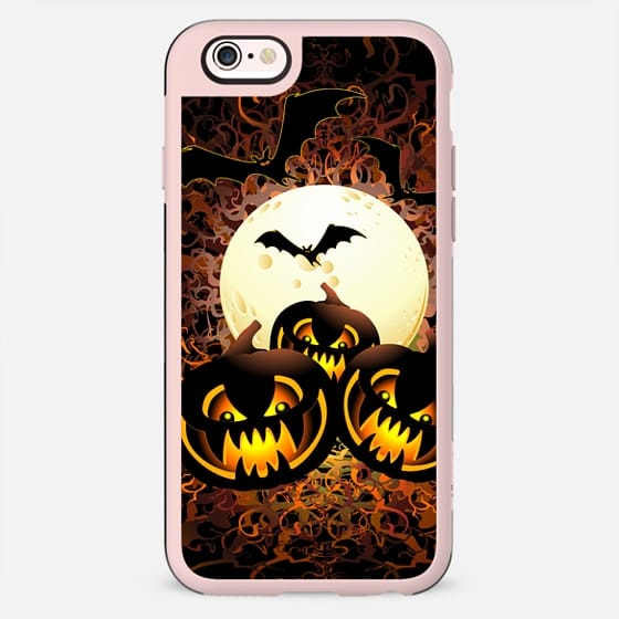 Black Pumpkins Halloween Night - New Standard Case