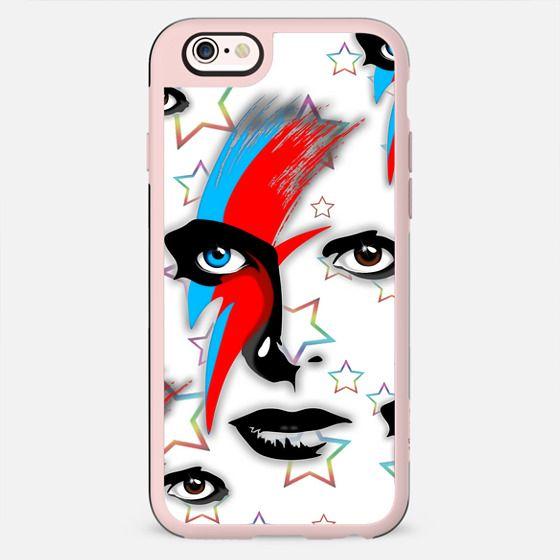 Bowie's Eyes Mesmerizing Look  - New Standard Case