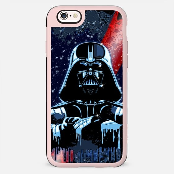 Star War's Darth Vader Mask - New Standard Case